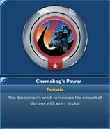 Chernabog's Power 3.0