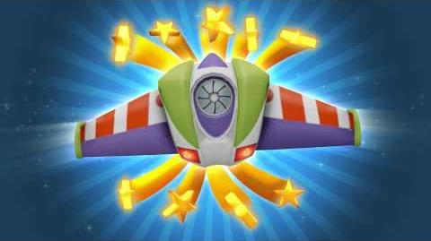 DISNEY INFINITY Jetpack! SWELL!