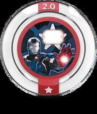 Marvel Team-Up - Iron Patriot