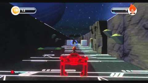 DISNEY INFINITY Trench Run (Featured Toy Box)