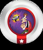 Dr. Doofenshmirtz Damage-Inator!