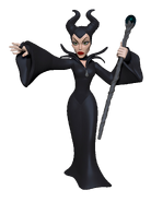 Maleficent pose