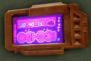 Star-Lord Purple Sign