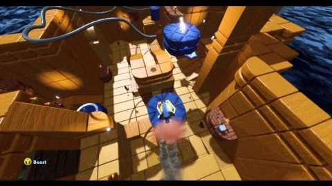 Disney Infinity, Fantasia Toy Box Full Walkthrough HD