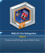 WALL-E's Fire Extinguisher 3.0