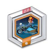 Miss Eglantine's Motorcycle