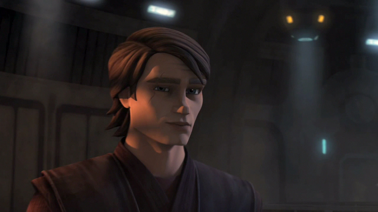 Image result for clone wars anakin