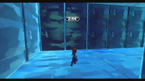 DISNEY INFINITY Frozen Cave Maze (Featured Toy Box)