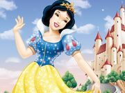 SNOW WHITE too
