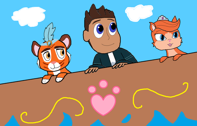 File:Conner, Sultan, and Tresure Sailing The Sea.png