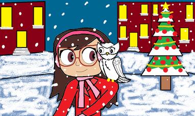 Amaya and Snowdrop