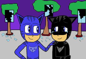 Cat Boy and the Black Cat Boy Scene 10