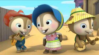 The Prairie Dog Trio