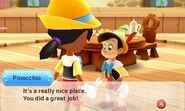 Mii Meet Pinocchio - DMW2