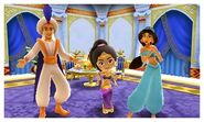Aladdin and Jasmine Photos