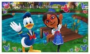 Twin Donald Duck's Photos