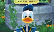 DMW2 - Talk to Donald Duck