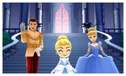 Prince Charming and Cinderella Photos