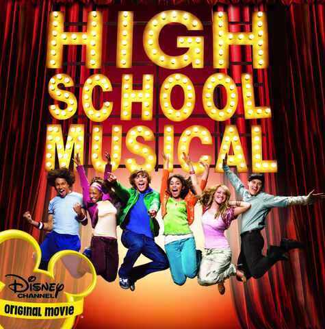 File:High School Musical (Soundtrack).jpg