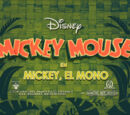 Mickey, el mono
