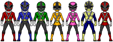 Power rangers samurai by roygoku-d52ghzf