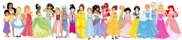 Disney girls diejjj