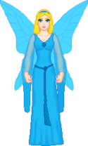 Blue Fairy ameyal