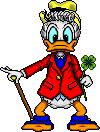 GladstoneGander DuckTales RichB