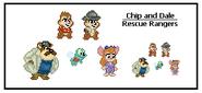 Chip & Dale Rescue Rangers SWSU Master