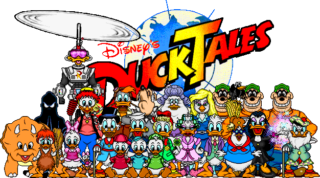 DuckTales RichB