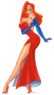 Jessica Rabbit Shellfx