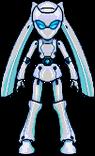 RobotPrincess-DrosselvonFlugel