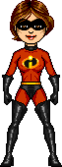 INCREDIBLES Elastigirl RichB