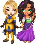 Esmeralda & Phoebus GothikLolli