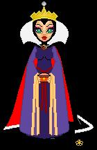 Queen Grimhilde Janet