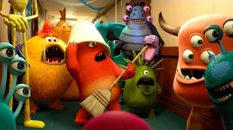 Monsters University Trailer 2013