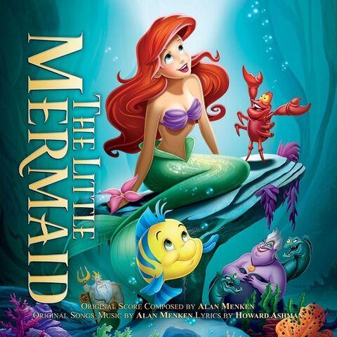 File:The Little Mermaid- The Soundtrack.jpg