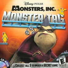 Monsters Inc Monster Tag for PC