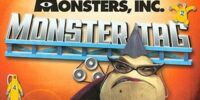 Monsters Inc: Monster Tag