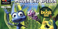 Disney Pixar A Bug's Life Activity Center