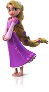 Rapunzel Infinity