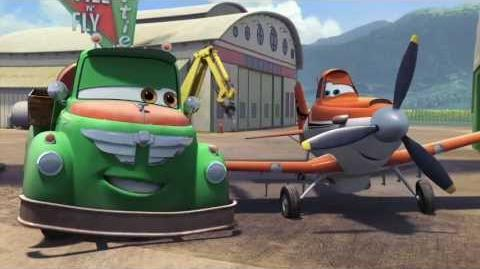 Planes - Disney - Meet Dusty The high flying hit is available NOW