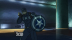 Cap's Shield Uniform AA 07