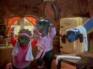 Dino workout