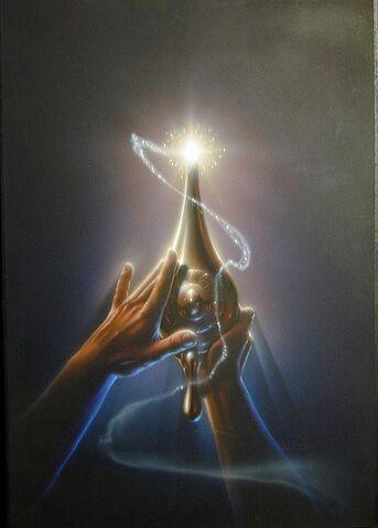 File:Disney's Aladdin - Unused Concept Art by John Alvin - Lamp Process - 3.jpg
