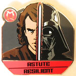 Star Wars - Zodiac Mystery Collection - Anakin Skywalker Darth Vader Chaser ONLY