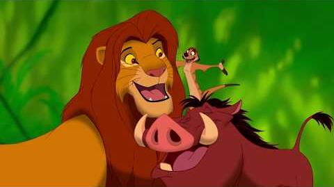 The Lion King Disney Junior