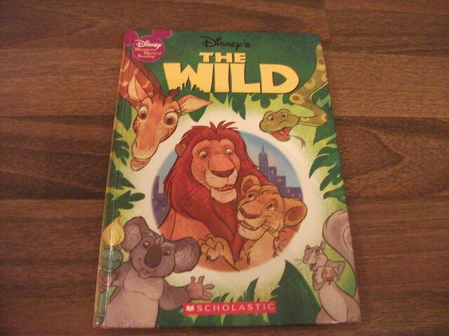 File:The wild disneys wonderful world of reading.JPG