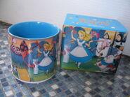 Alice croquet mug