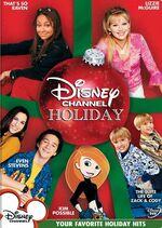 DisneyChannelHolidayDVD